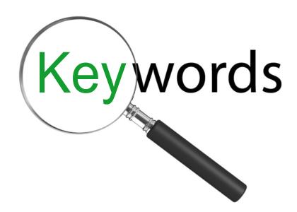 keywords search