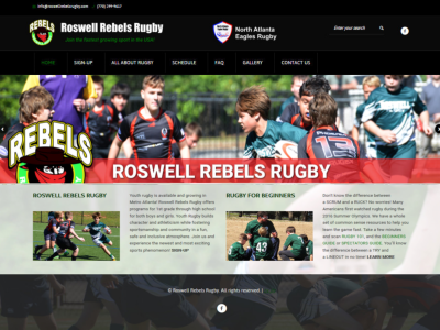 Roswell Rebels Rugby